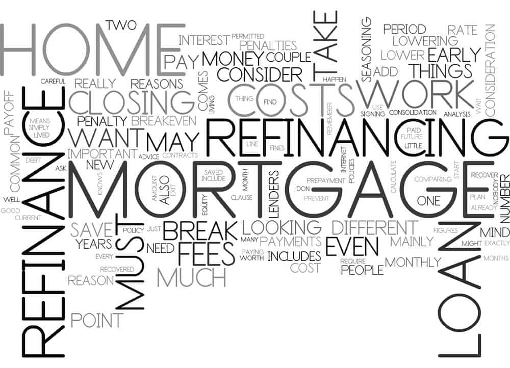 Home loan Refinance Cost